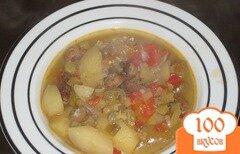 Фото рецепта: «Баклажаны по-ростовски»