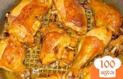 Фото рецепта: «Курица с аджикой и майонезом»