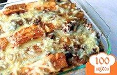 Фото рецепта: «Лазанья с мясным фаршем»