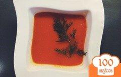 Фото рецепта: «Томатный суп»