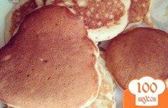 Фото рецепта: «Нежные и пышные оладушки на кефире»