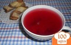 Фото рецепта: «Компот из трех видов смородины»