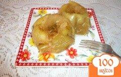 Фото рецепта: «Яблоки, запеченные в мультиварке»