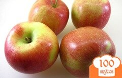 "Фото рецепта: «Пирог с яблоками ""Шарлотка""»"