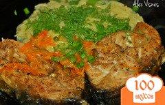 Фото рецепта: «Запеченный карп»