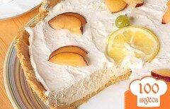 Фото рецепта: «Чизкейк без выпечки без желатина»