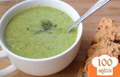 Фото рецепта: «Крем-суп из цукини»