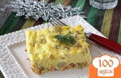 Фото рецепта: «Запеканка из картофельного пюре»