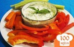 Фото рецепта: «Сливочный соус с базиликом»