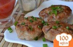 Фото рецепта: «Котлеты из свинины»