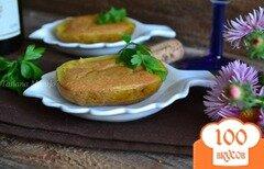 Фото рецепта: «Картофель с гусиным паштетом»
