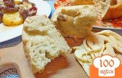 Фото рецепта: «Хлеб с грушами»