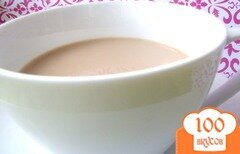 Фото рецепта: «Чай латте»