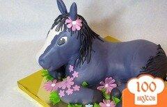 """Фото рецепта: «Торт """"Лошадь""""»"""