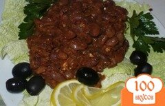 Фото рецепта: «Лобио по-грузински»