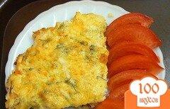 Фото рецепта: «Мясо с баклажанами в мультиварке»