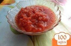 Фото рецепта: «Кетчуп домашний на зиму»