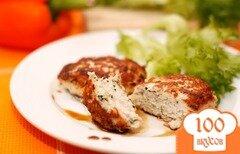 Фото рецепта: «Котлеты из курицы»