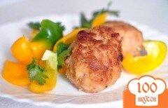 Фото рецепта: «Котлеты куриные нежные»