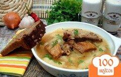 Фото рецепта: «Домашнее жаркое из телятины»