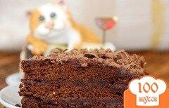 Фото рецепта: «Торт за 10 минут»
