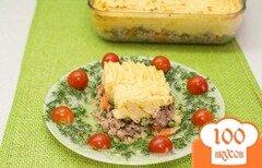 Фото рецепта: «Картофельная запеканка»