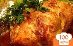 Фото рецепта: «СВИНИНА ПРАЗДНИЧНАЯ в коричневом соусе!»
