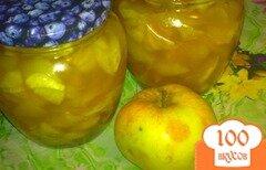Фото рецепта: «Яблочное варенье с пряностями»