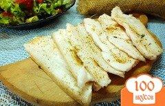 Фото рецепта: «Сало свиное закусочное с тимьяном»