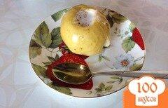 Фото рецепта: «Печеные яблоки»