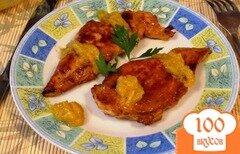 Фото рецепта: «Куриное филе под апельсиновым соусом»