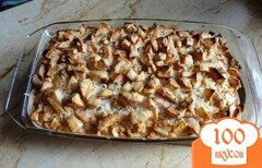 Фото рецепта: «Загорская шарлотка»