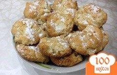 Фото рецепта: «Сочные яблочные кексы»
