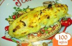 Фото рецепта: «Пюре с сосиской»