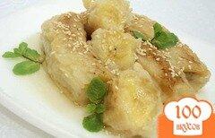 Фото рецепта: «Бананы на сковороде»