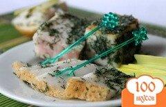 Фото рецепта: «Сало с укропом»