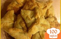 Фото рецепта: «Куриные конверты:)»