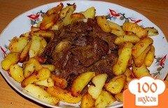 Фото рецепта: «Оджахури по-грузински»