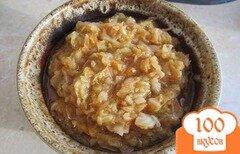 Фото рецепта: «Капуста тушеная с мясом в мультиварке»