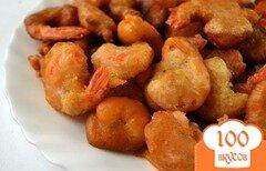 Фото рецепта: «Креветки в хрустящем тесте»