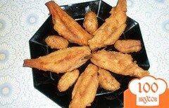 Фото рецепта: «Окунь на сковороде»