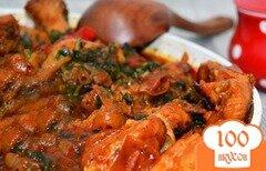 Фото рецепта: «Чахохбили из говядины»
