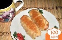 Фото рецепта: «Сосиски в мультиварке»
