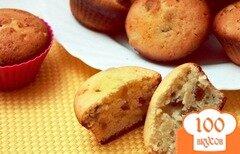 Фото рецепта: «Творожные кексы с изюмом»