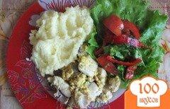 Фото рецепта: «Рыба в сырном кляре»