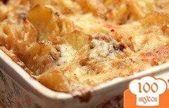 Фото рецепта: «Картофельная запеканка по-французски»
