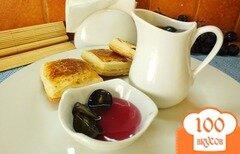 Фото рецепта: «Сладкий виноградный соус к десертам»