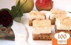 Фото рецепта: «Яблочный пирог на йогурте»
