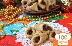 Фото рецепта: «Колачки - польское печенье»