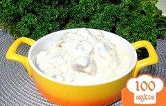 Фото рецепта: «Куринные желудочки в сметанном соусе»